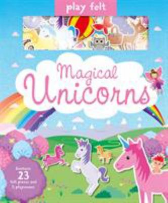 Magical Unicorns Soft Felt Play