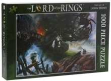 Lord of The Rings Jigsaw (1000 pcs)