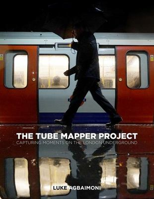 The Tube Mapper Project - Capturing Moments on the London Underground