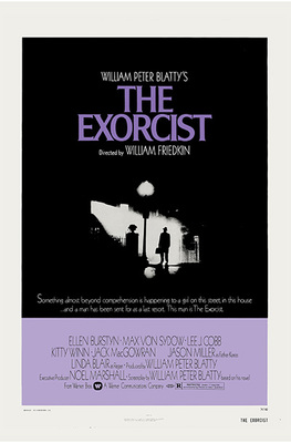 The Exorcist Poster Print