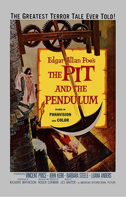 The Pit and The Pendulum Poster Print