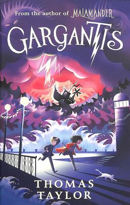 Gargantis (Eerie-on-Sea #2)