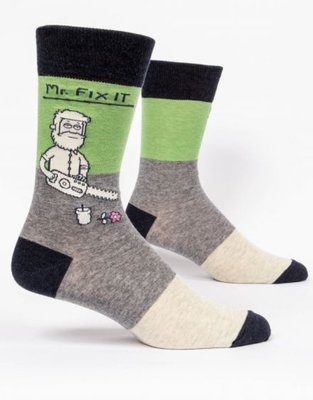 Mr Fix It Mens Socks