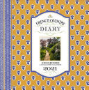 2021 French Country Diary Engagement Calendar Planner