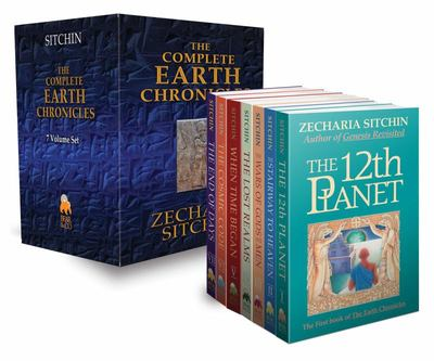 Complete Earth Chronicles - 7Vol.H/Cover
