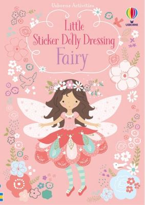 Fairy (Usborne Little Sticker Dolly Dressing)