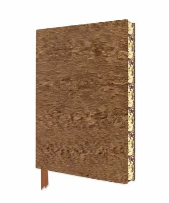 Textured Bronze Artisan Notebook (Flame Tree Journals)