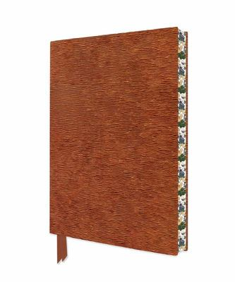 Textured Copper Artisan Notebook (Flame Tree Journals)