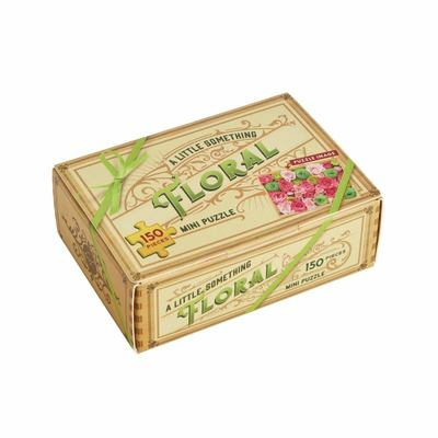 A Little Something Floral 150pc Mini Puzzle