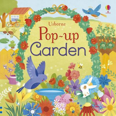 Pop-Up Garden (Usborne)