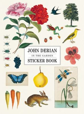 John Derian Paper Goods: In the Garden Sticker Book