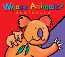 Whose Animals? Australia - DIY Bilingual Book
