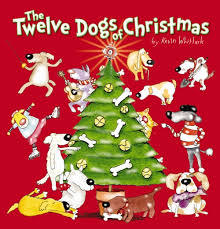 Twelve Dogs of Christmas (PB)