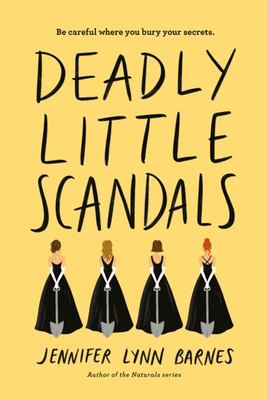 Deadly Little Scandals (Debutantes Book 2)