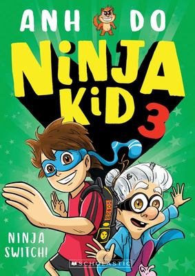 Ninja Switch (#3 Ninja Kid)