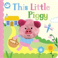 Homepage this little piggy finger puppet book