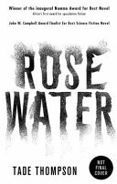 Rosewater (#1 Wormwood Trilogy)
