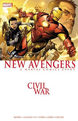 Civil War - New Avengers
