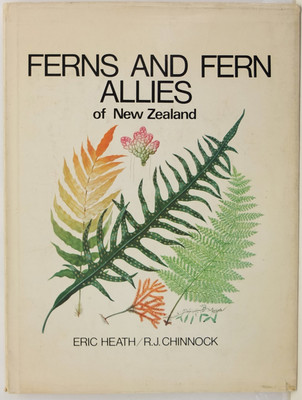 Ferns and Fern Allies of New Zealand