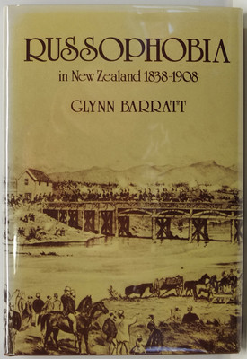 Russophobia in New Zealand 1883-1905