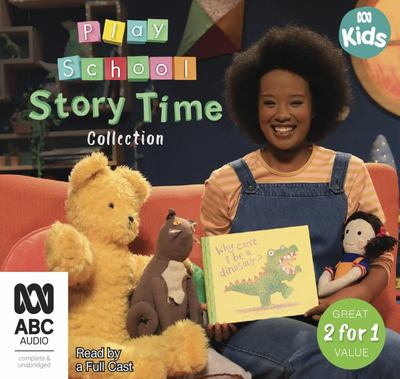 Play School Story Time Volumes 3 & 4