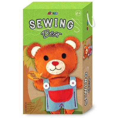 DIY Sewing Teddy Bear