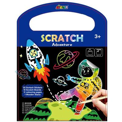 Scratch Adventures 3-in-1 Play