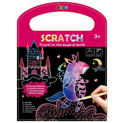 Scratch Magical World 3-in-1 Play