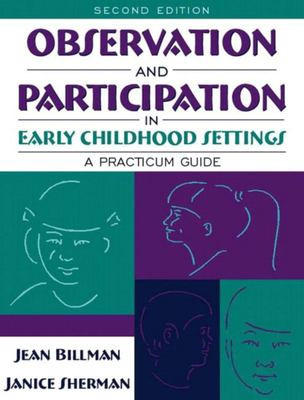 OBSERVATION AND PARTICIPATION IN EARLY CHILDHOOD SETTINGS 2N