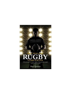 Large new zealand rugby companion 13 1