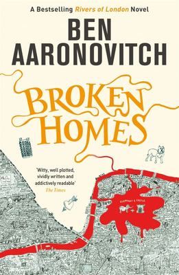 Broken Homes (#4 Rivers of London)