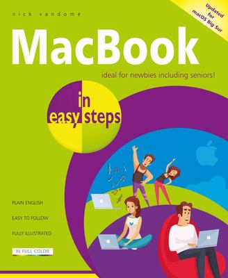 MacBook in Easy Steps 7th Ed Ideal for Seniors