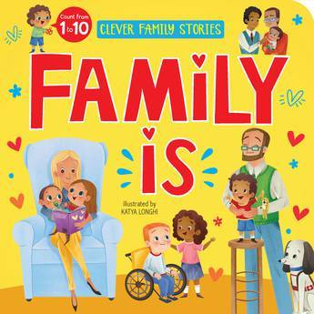 Family Is (Clever Family Stories)