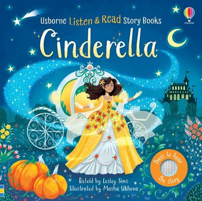 Cinderella (Listen and Read Storybook)