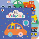 Vehicles Tab Book (Baby Touch)