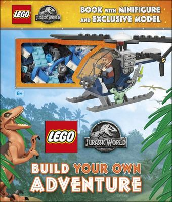 LEGO Jurassic World (Build Your Own Adventure)