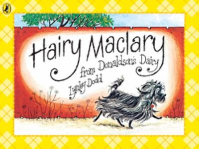Hairy Maclary from Donaldson's Dairy (PB) - 30th Anniversary edition