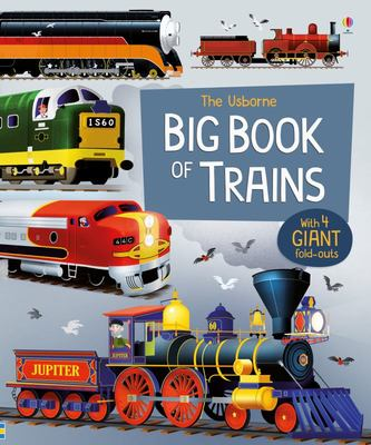 Usborne Big Book of Trains