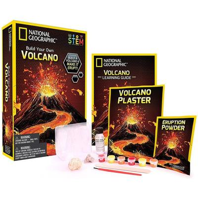 Build your own Volcano (National Geographic)