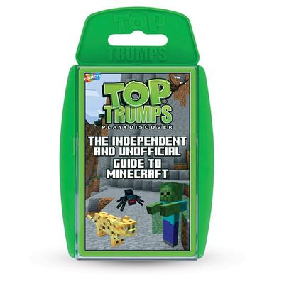 Minecraft Top Trumps