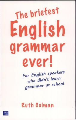 The Briefest English Grammar Ever!