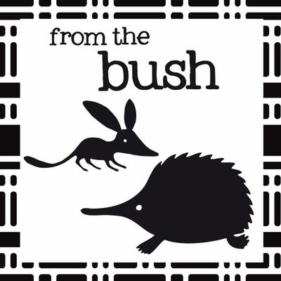 From the Bush - Crinkly Book of Aussie Animals