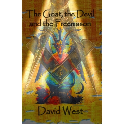 Large maleny bookshop the goat  the devil and the freemason