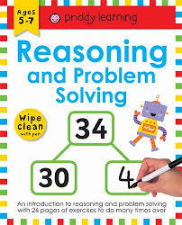 Reasoning and Problem Solving (Wipe Clean Workbook)