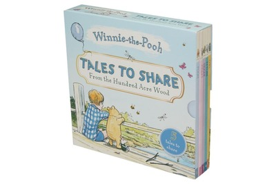 Large tales to share winnie the pooh