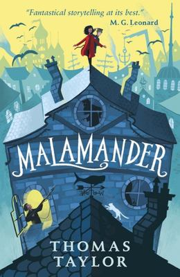 Malamander (Eerie-on-Sea #1)