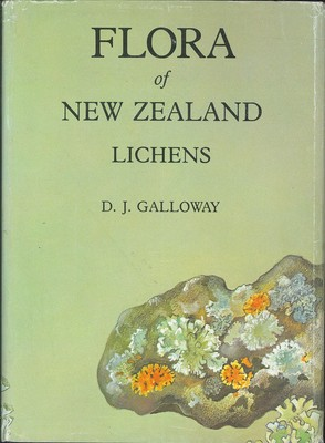 Flora of New Zealand Lichens