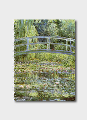 Large maleny bookshop bip 8172 waterlilly pond journal