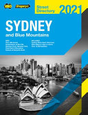 Sydney and Blue Mountains Street Directory 2021 57th Ed - Including Truckies