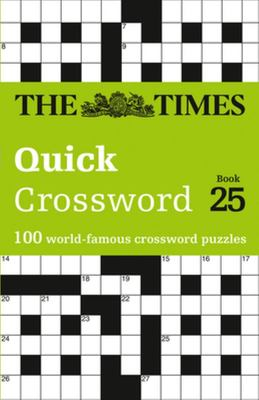 The Times Quick Crossword Book 25